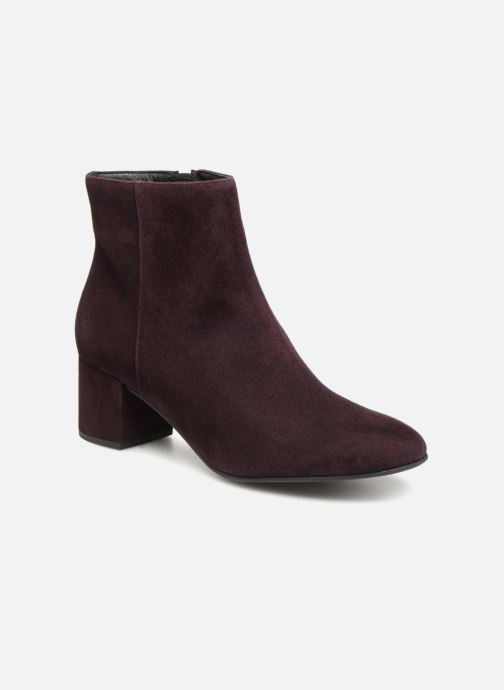 Bottines et boots HÖGL Daydream Rouge vue détail/paire