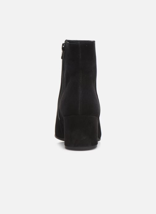 Ankle boots HÖGL Daydream Black view from the right