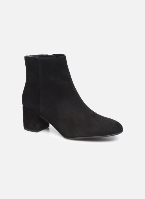 Ankle boots HÖGL Daydream Black detailed view/ Pair view