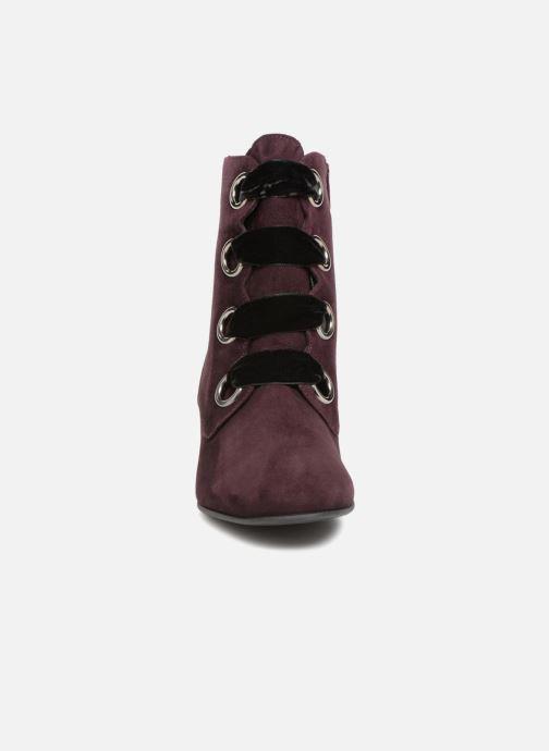 Ankle boots HÖGL Francoise Purple model view