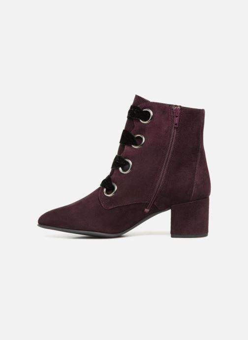 Ankle boots HÖGL Francoise Purple front view