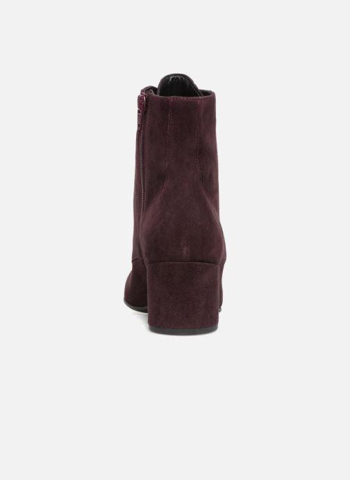Bottines et boots HÖGL Francoise Violet vue droite