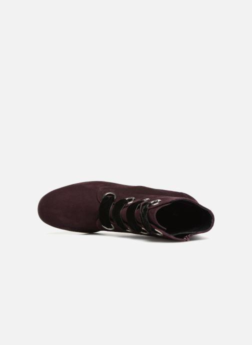 Bottines et boots HÖGL Francoise Violet vue gauche