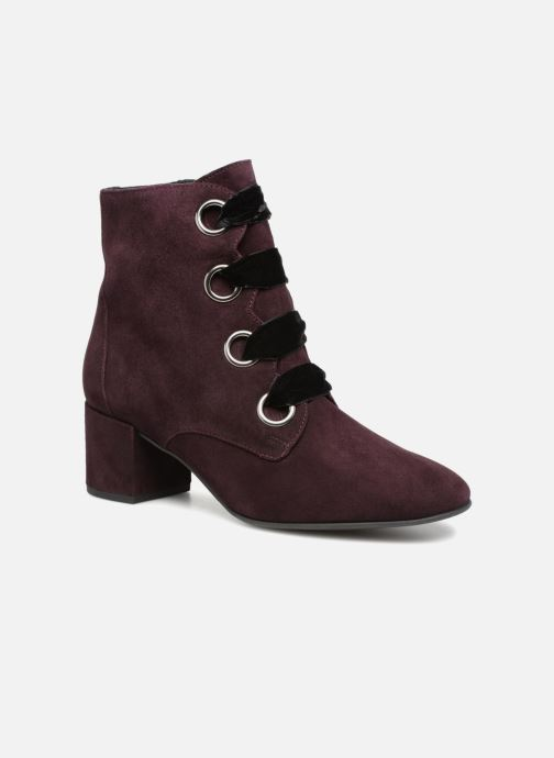 Ankle boots HÖGL Francoise Purple detailed view/ Pair view