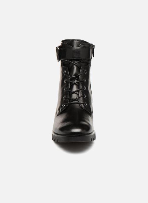 Bottines et boots HÖGL Cody Noir vue portées chaussures
