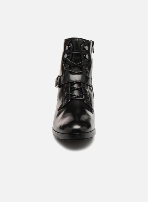 Bottines et boots HÖGL Solist Noir vue portées chaussures