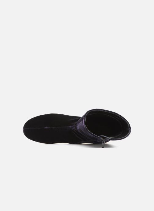 Stiefeletten & Boots HÖGL Master Piece lila ansicht von links