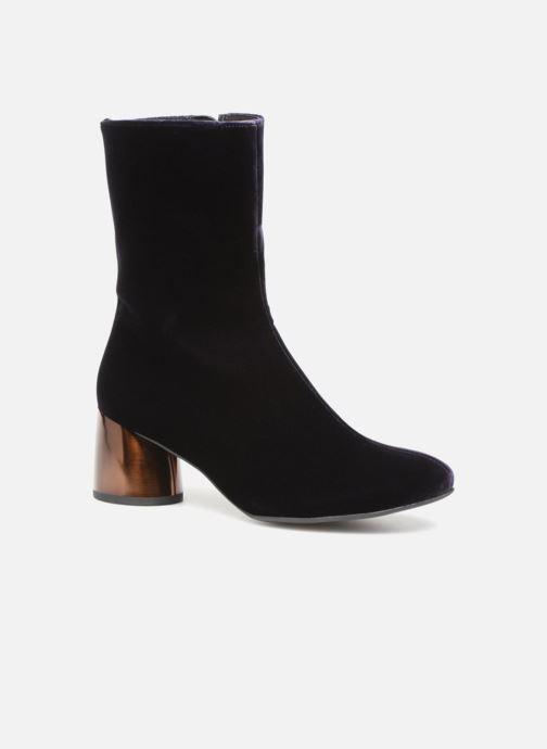 Stiefeletten & Boots HÖGL Master Piece lila detaillierte ansicht/modell