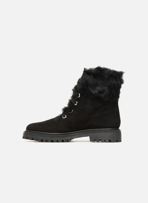 Bottines et boots Anaki TRIP Noir vue face