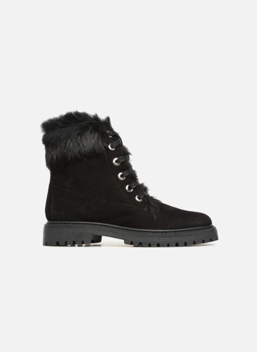 Boots en enkellaarsjes Anaki TRIP Zwart achterkant