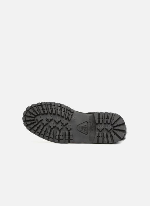 Bottines et boots Anaki TRIP Noir vue haut