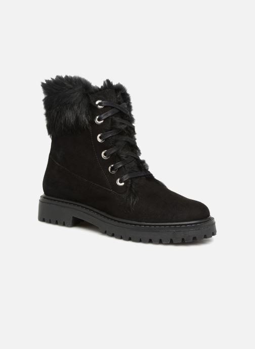 Bottines et boots Anaki TRIP Noir vue détail/paire