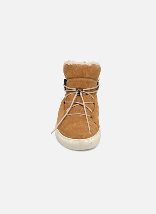 Bottines et boots Anniel 1888 RIVA Marron vue portées chaussures