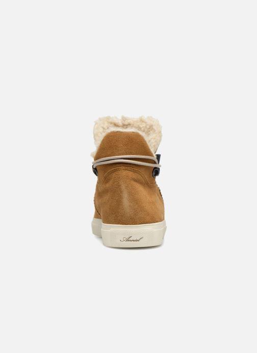 Boots en enkellaarsjes Anniel 1888 RIVA Bruin rechts