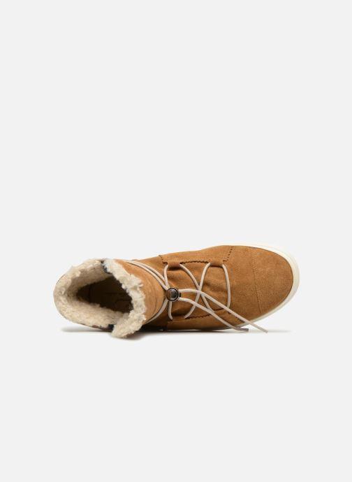 Boots en enkellaarsjes Anniel 1888 RIVA Bruin links