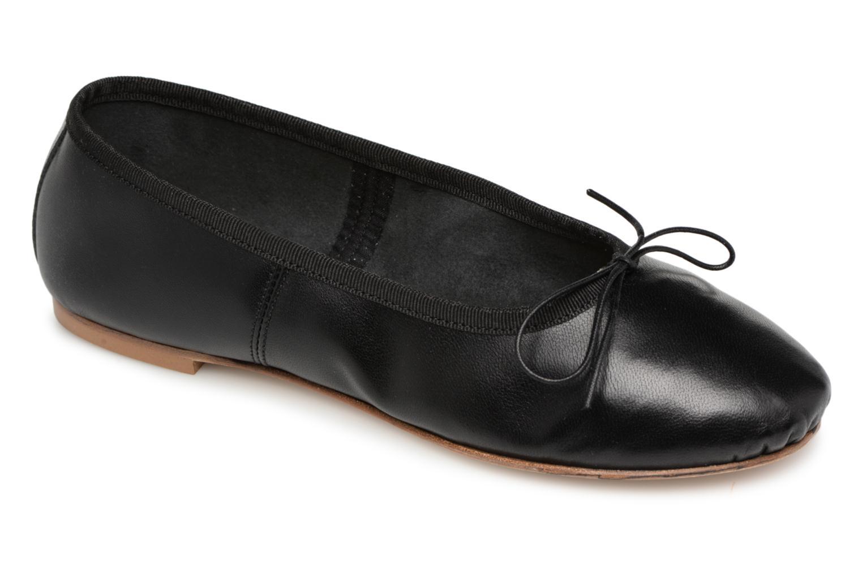 Tiempo limitado Bailarinas especial  Anniel 1934 SAN+F (Negro) - Bailarinas limitado en Más cómodo 92e8af