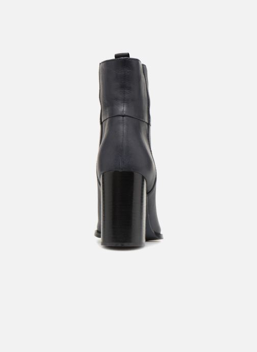Bottines et boots Jil Sander Navy JN29051 Bleu vue droite