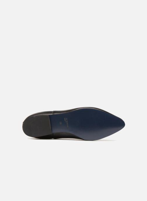 Bottines et boots Jil Sander Navy JN29070 Noir vue haut