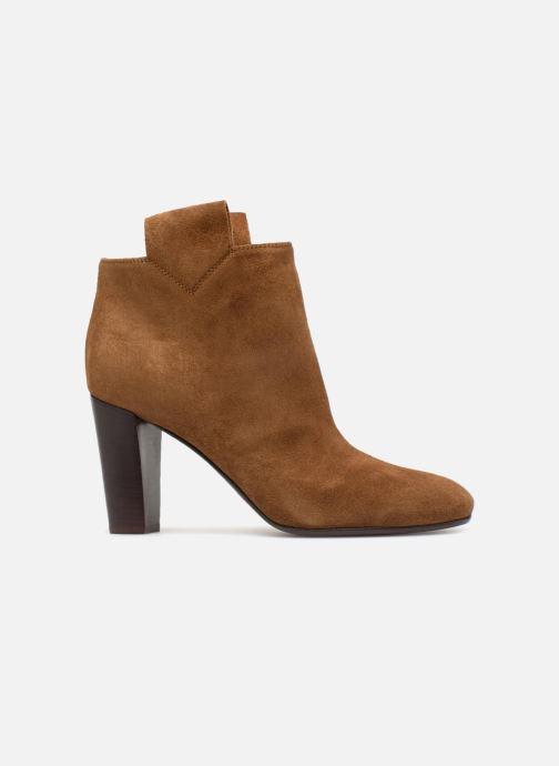 Bottines et boots Avril Gau Chic Marron vue derrière