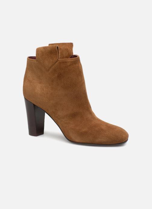 Bottines et boots Avril Gau Chic Marron vue détail/paire