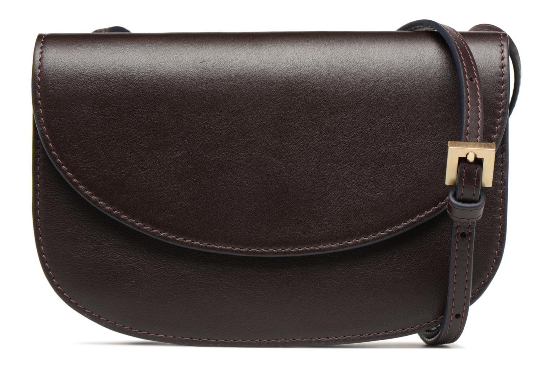 Handbags Avril Gau Mimi V8 Burgundy Detailed View Pair