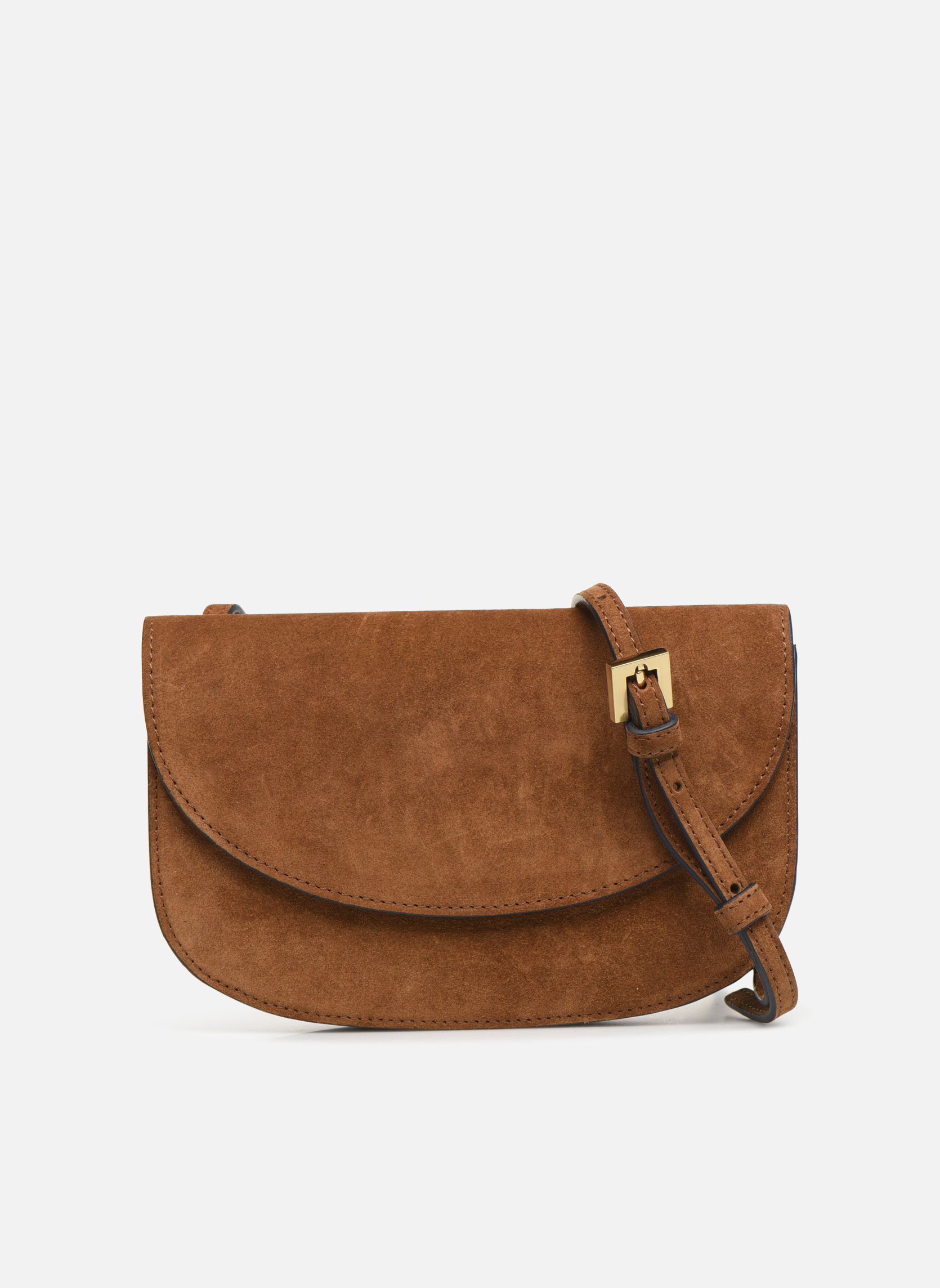Handbags Avril Gau Mimi C8 Grey Detailed View Pair