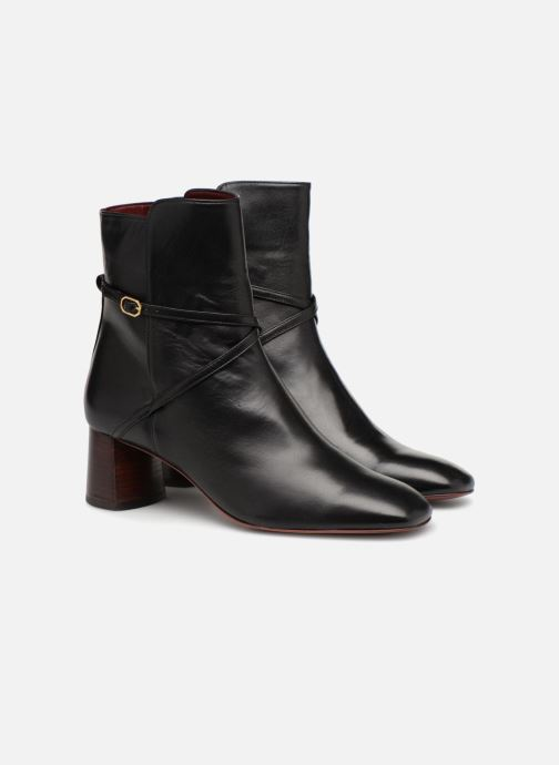 Bottines et boots Avril Gau Tamara Noir vue 3/4