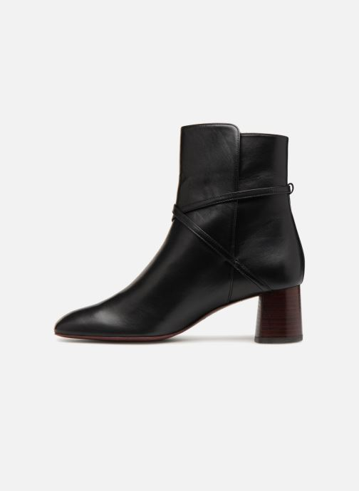 Bottines et boots Avril Gau Tamara Noir vue face