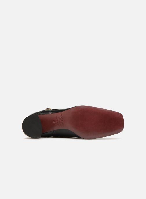 Bottines et boots Avril Gau Tamara Noir vue haut