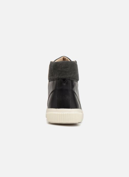 Trainers Diesel Mustave Black view from the right