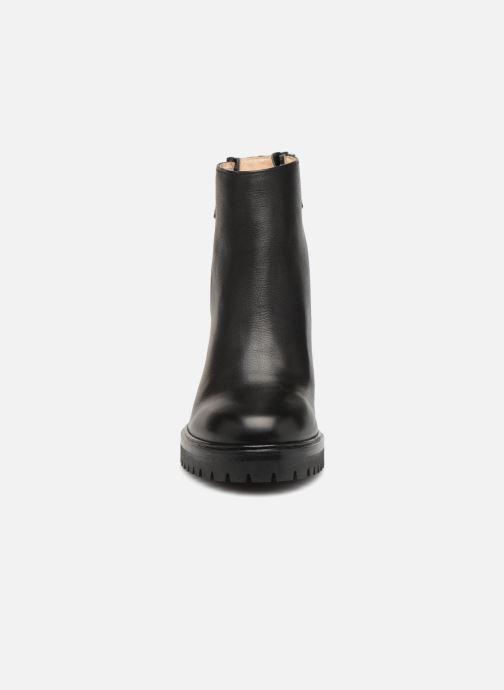 Boots Diesel Elenah Svart bild av skorna på