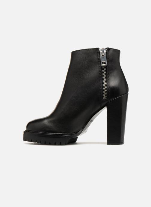Bottines et boots Diesel Elenah Noir vue face