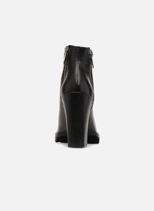 Bottines et boots Diesel Elenah Noir vue droite