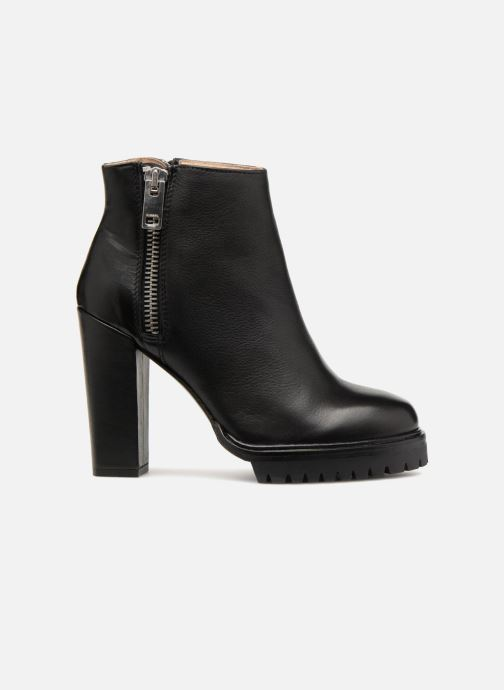 Bottines et boots Diesel Elenah Noir vue derrière