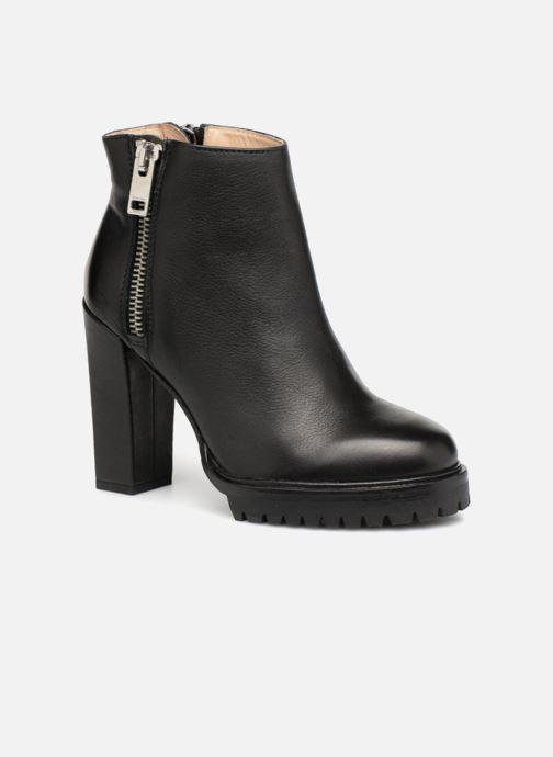 Bottines et boots Diesel Elenah Noir vue détail/paire