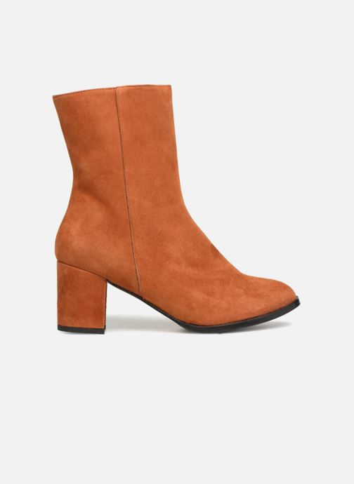 Bottines et boots Emma Go KATE Orange vue derrière