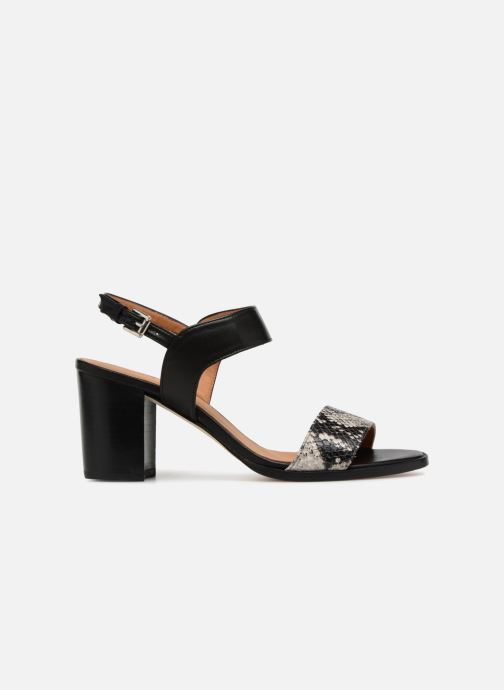 Sandales et nu-pieds Emma Go FABIENNE Noir vue derrière