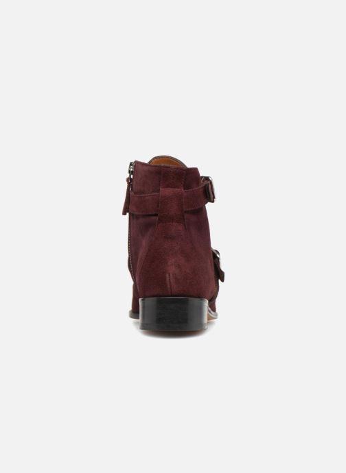 Bottines et boots Emma Go MERCURY Bordeaux vue droite