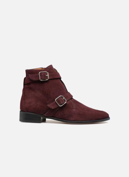 Bottines et boots Emma Go MERCURY Bordeaux vue derrière