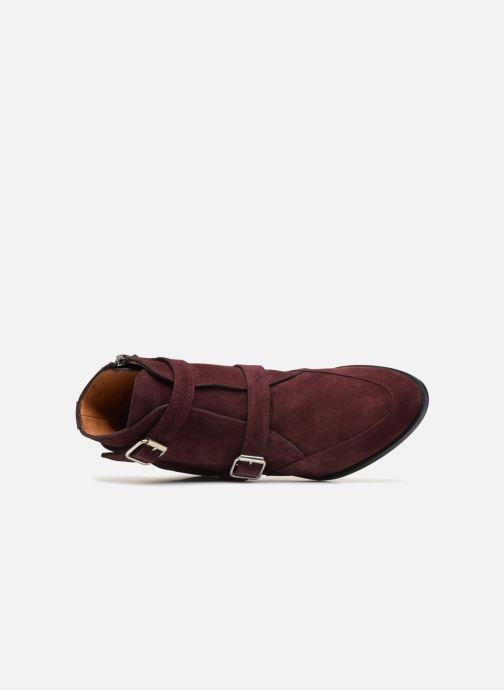 Bottines et boots Emma Go MERCURY Bordeaux vue gauche