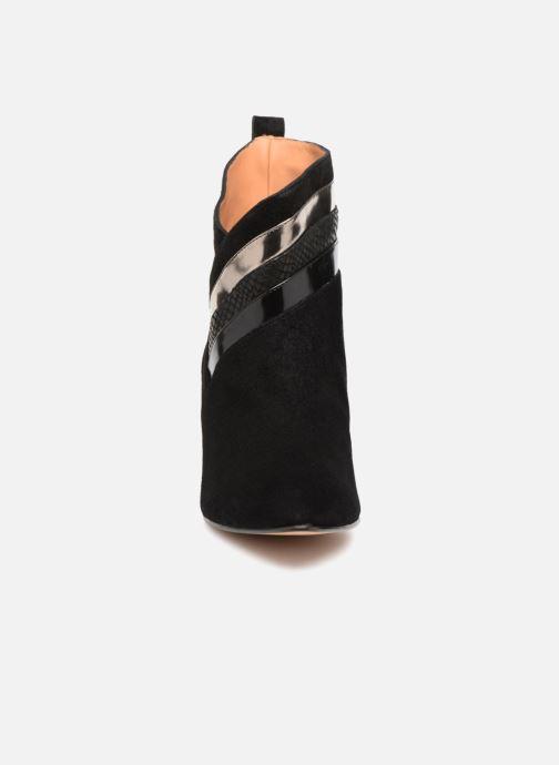 Bottines et boots Emma Go MARCIA Noir vue portées chaussures