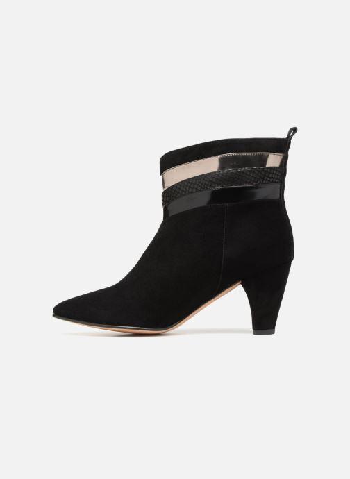 Bottines et boots Emma Go MARCIA Noir vue face
