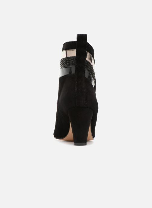 Bottines et boots Emma Go MARCIA Noir vue droite