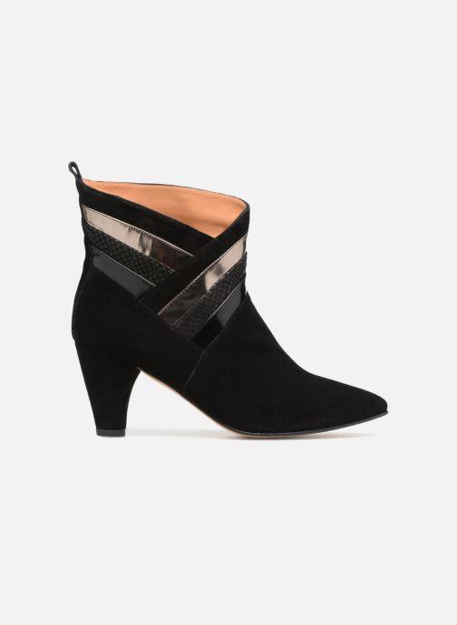 Bottines et boots Emma Go MARCIA Noir vue derrière