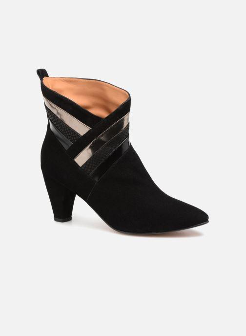 Bottines et boots Emma Go MARCIA Noir vue détail/paire