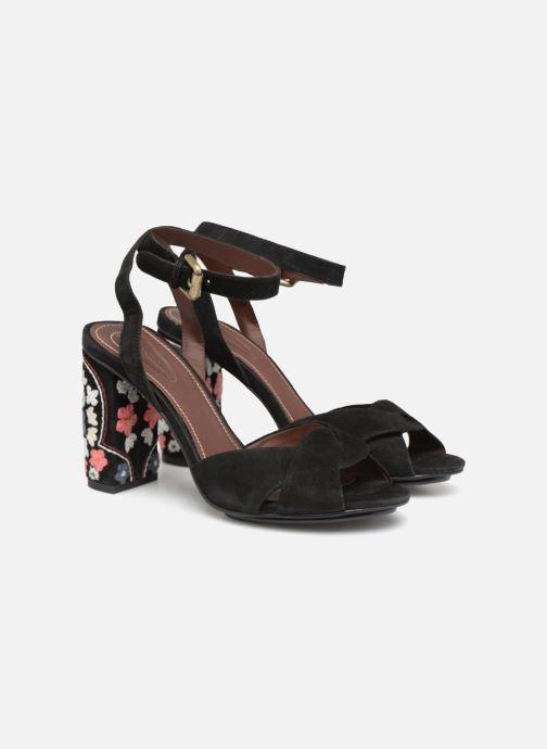 Sandales et nu-pieds See by Chloé SB29132 Noir vue 3/4