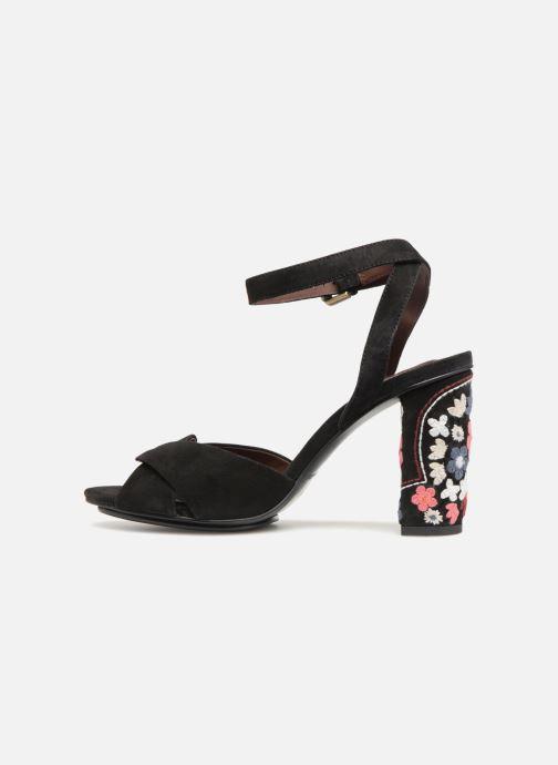Sandales et nu-pieds See by Chloé SB29132 Noir vue face