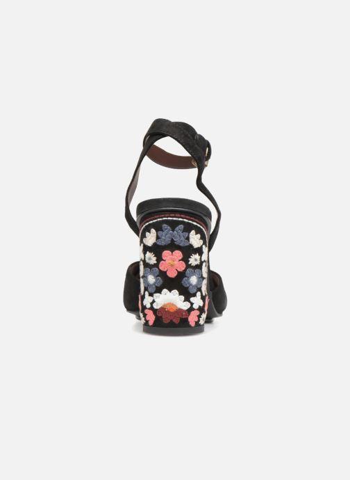 Sandales et nu-pieds See by Chloé SB29132 Noir vue droite