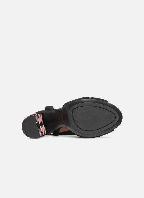 Sandales et nu-pieds See by Chloé SB29132 Noir vue haut