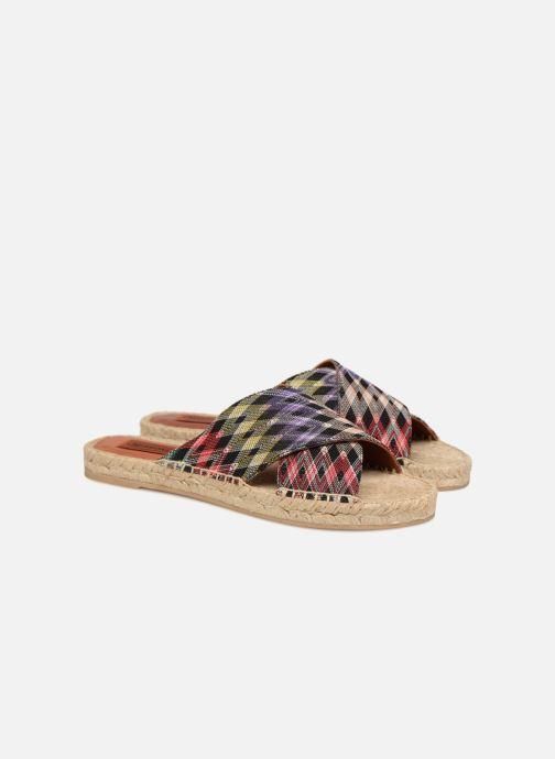 Espadrilles Missoni MS3069.046 Multicolore vue 3/4